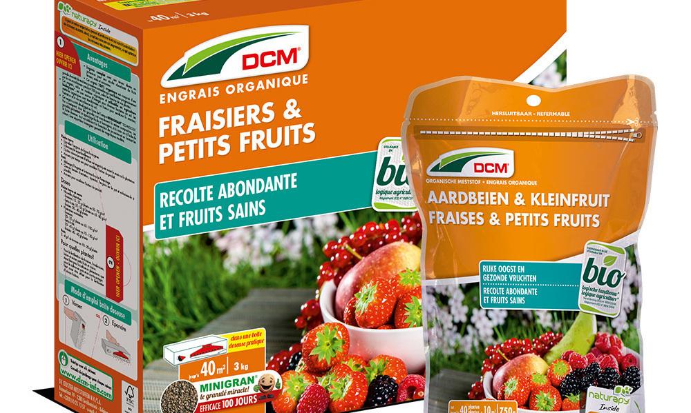 Engrais Fraises & Petits Fruits