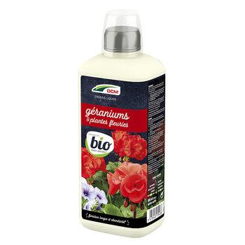 Engrais liquide Géraniums & Plantes Fleuries